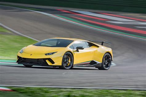 Lamborghini Huracan Performante 2017 Review  Auto Express