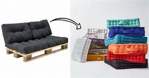 Coussin Palette Pas Cher : d coration shopping inspiration pour la maison homelisty ~ Teatrodelosmanantiales.com Idées de Décoration