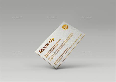 Luxury Gold Foil & Ink Letterpress Business Card Mock-up Business Card Illustrator Mockup Tutorial Indesign Cs6 Rounded Corner How To Design In Photoshop Mock Up Cards Japan Printing Layout Is Spanish