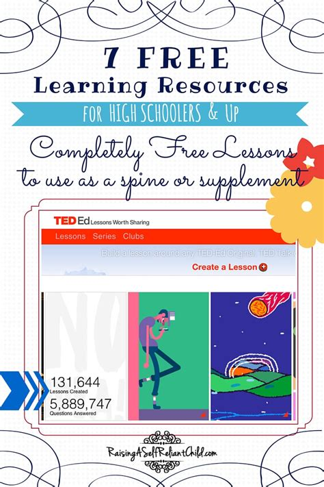 free learning free learning resources for homeschooling