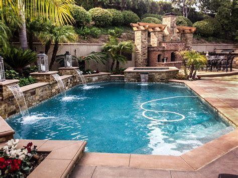 Swimming Pool Construction for Orange County   Custom