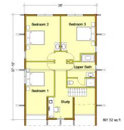 Small House Plans Under 1200 Sq FT