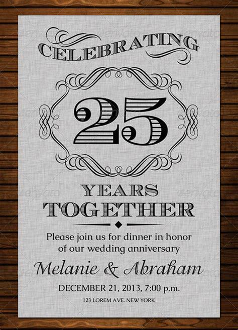 anniversary card templates   printable word