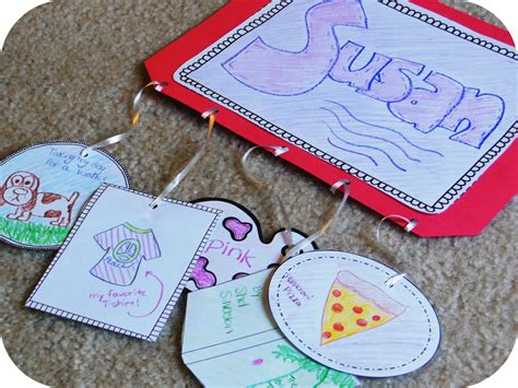 all about me craft ideas for preschool susan jones teaching all about me a back to school unit 41175