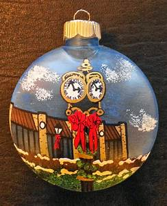 Unique, Christmas, Ornaments, For, Sale, To, Support, College, Fund