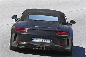 A New Porsche 911 Generation Looms As Speedster Set To