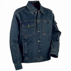 Blouson De Travail Chaud : blouson de travail jeans provet ~ Edinachiropracticcenter.com Idées de Décoration