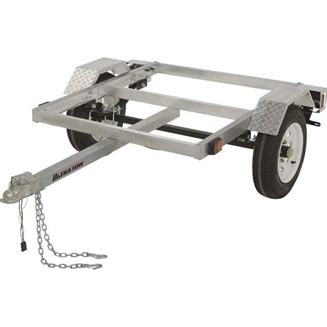 northern tool aluminum floor free shipping ultra tow 40in x 48in aluminum utility