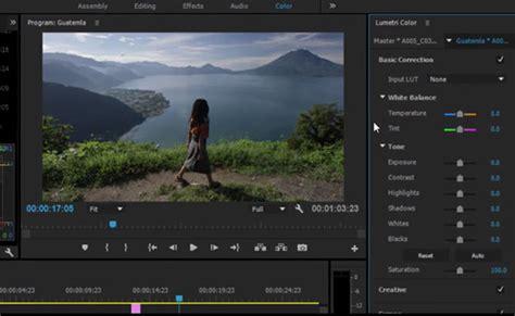 Adobe Premiere Pro Gets Lightroom-esqe Color Correction