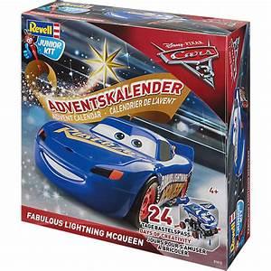 Revell Rc Auto Adventskalender : revell junior kit adventskalender lightning mcqueen disney cars mytoys ~ Jslefanu.com Haus und Dekorationen