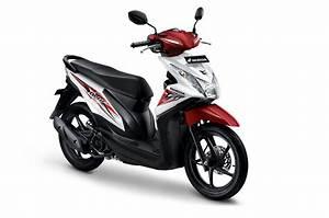 Pilihan Warna Honda All New Beat Esp 2015  Harga Dan