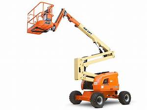 Articulating Boom Lift Rental