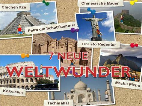 Modernen Weltwunder by Ppt Sieben Neue Weltwunder Powerpoint Presentation Id