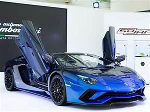 Lamborghini Aventador S Roadster 50th Anniversary  Un