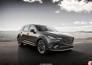 Mazda Cx 9 2017 : 2017 mazda cx 9 suv rendered with sharpened kodo design ~ Medecine-chirurgie-esthetiques.com Avis de Voitures