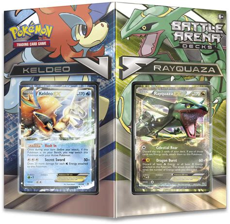 Rayquaza Ex Deck 2014 by To Be Released In Keldeo Vs Rayquaza Battle Arena