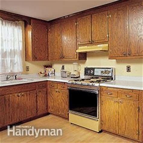 installing a kitchen island how to refinish kitchen cabinets the family handyman