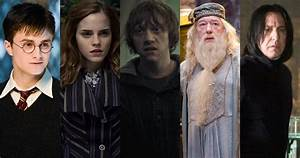 the worst thing about each character from harry potter