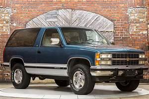 1992 Chevrolet Blazer Silverado 5
