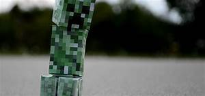 How to Make a real life exploding Minecraft creeper ...