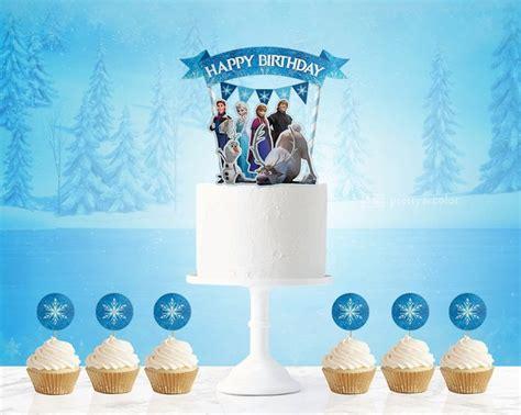 frozen cakes  decoration ideas   greatest