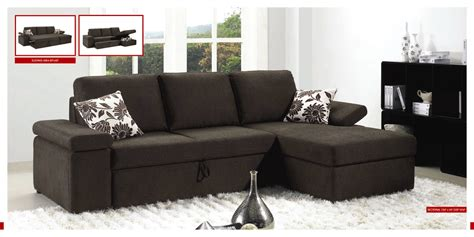 sectional sofa with sleeper bed sectional sleeper sofa with and details about modern