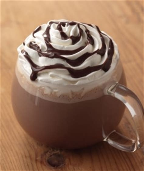 Hot Chocolate   Starbucks Coffee Company