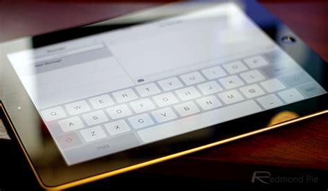 How To Fix Ios 7 Keyboard Lag On Ipad