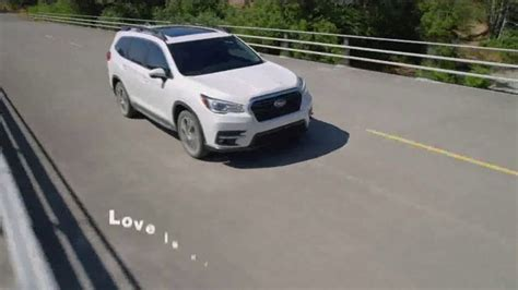 2019 Subaru Ascent Tv Commercial, 'big Love' Ispottv