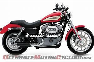 2011 Harley Sportster  Supertrapp Exhaust