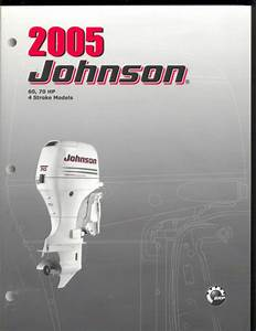 2005 Johnson 60  U0026 70hp Outboard Repair    Service Manual 4