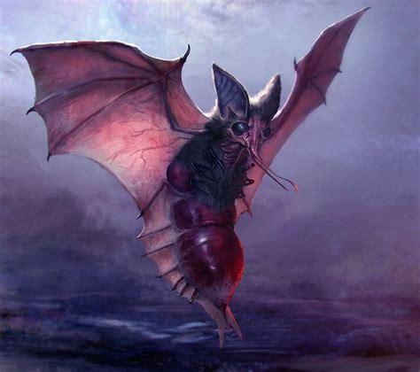 blood bat  mythrilgolemdeviantartcom  atdeviantart