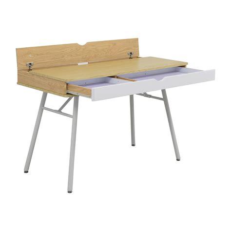 ikea table bureau 48 ikea ikea white desk with wide storage drawer