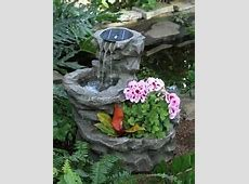 Bildergebnis für garten zierbrunnen selber machen Gärten