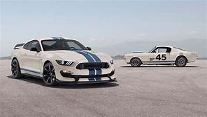 The Shelby GT350 Heritage Edition Is The Best-Looking Mustang You Can Buy – Master Store