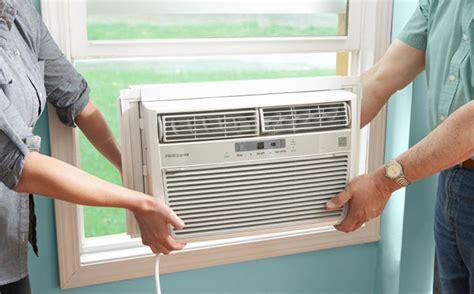 save  floor space  window air conditioner