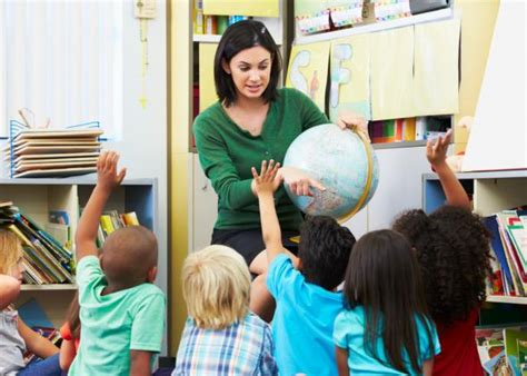 A New Study Finds That American Teachers