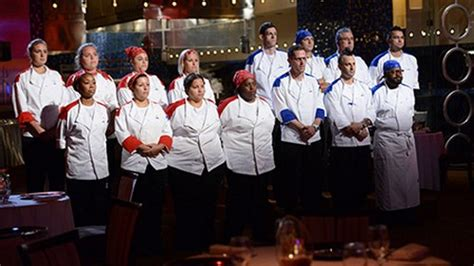 "Hell's Kitchen Recap 4913 Season 11 Episode 6 ""16 Chefs"