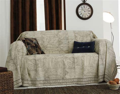 plaid canapé grande taille jeté de canapé style ethnique becquet