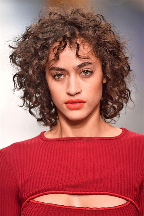haircuts  curly hair   length