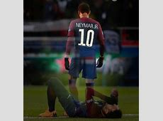 Neymar lamenta derrota do PSG para o Real Madrid
