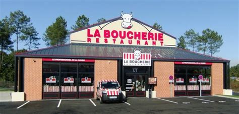 restaurant la boucherie mont de marsan photo de la