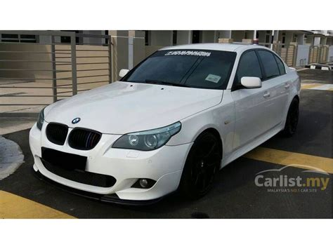 Bmw 525i 2007 by Bmw 525i 2007 Sports 2 5 In Penang Automatic Sedan White