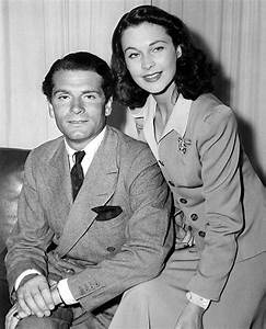Iconic couples: Vivien Leigh and Sir Laurence Olivier's ...