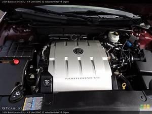 4 6 Liter Dohc 32 Valve Northstar V8 2006 Buick Lucerne
