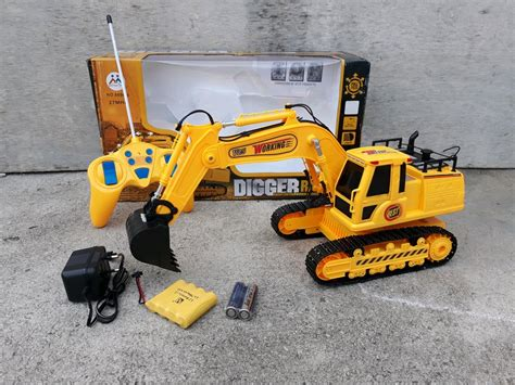 Harga Rc Excavator jual rc alat berat excavator digger remote truk