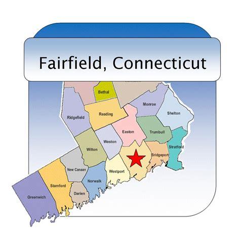 Associates Connecticut Fairfield County Fairfield Connecticut Map Bnhspine Com