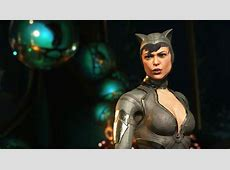 Injustice 2 Trailer Shows Off Playable Catwoman Cheetah
