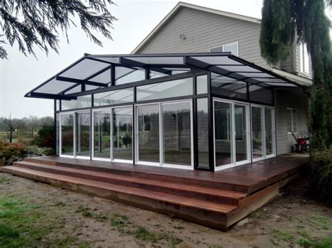 Custom Patio Rooms by Custom Patio Rooms Enclosures Vancouver Wa