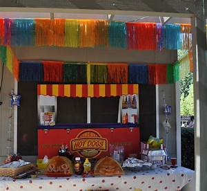 PARTY ON A BUDGET: Backyard Carnival Party Catch My Party